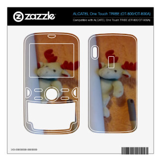 who owns me Moose ALCATEL Tribe Skin