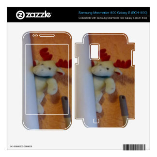 who owns me Moose Samsung Mesmerize Decals