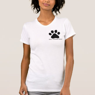 Who Rescued Whom T-shirt