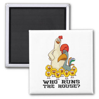 Who runs the house magnet