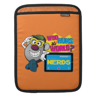 Who Runs the World Nerds Sleeve For iPads