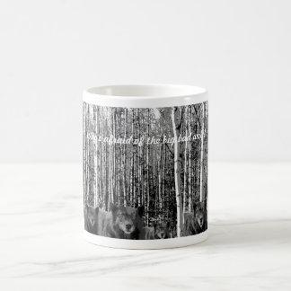 Who s afraid of the big bad wolf coffee mugs