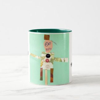 Who s b n difficult it s nature Autism Speaks Coffee Mugs
