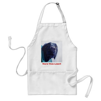 Who,s Your Labby Apron