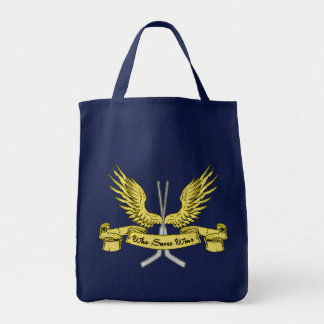 Who Saves Wins Hockey Tote
