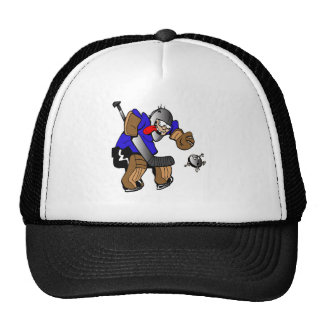 Who Says Goalies Are Crazy? Trucker Hat