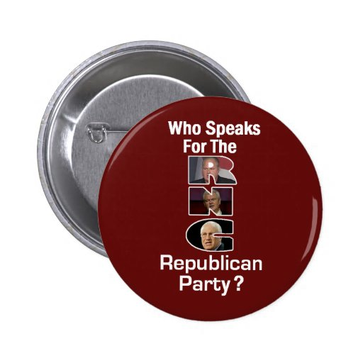 Who Speaks Button