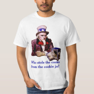 Who Stole the Cookie? T-Shirt