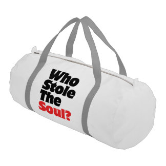 Who Stole The Soul? Gym Bag