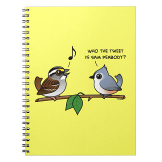 Who the Tweet? Notebook