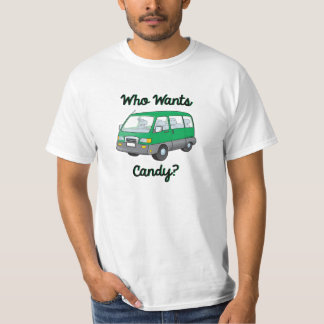 Who Wants Candy Pervert TShirt, Funny Graphic Tee