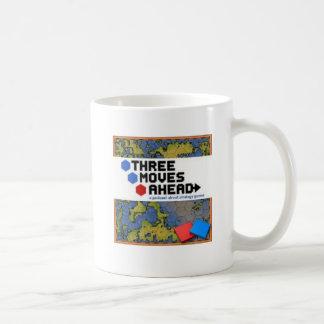 Who wants coffee? classic white coffee mug
