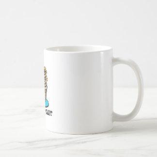 Who Wants Pancakes Classic White Coffee Mug