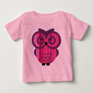 Who, who, who loves owl t-shirts? baby T-Shirt