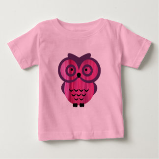 Who, who, who loves owls? baby T-Shirt