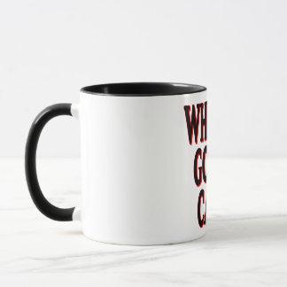 Who ya gonna call? mug