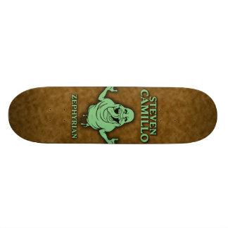 Who Ya Gonna Call Skate Board Deck