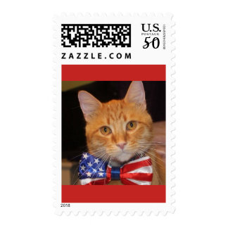 Whoa! Check me out! I'm on a stamp! And it's real! Postage