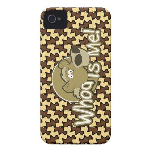 Whoa está caballo Case-Mate iPhone 4 carcasa
