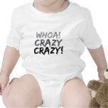 Whoa loco loco trajes de bebé
