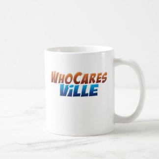 WhoCares Ville Coffee Mug