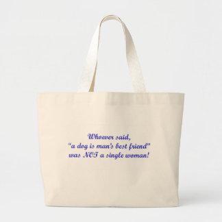Whoever said...Beach Bag