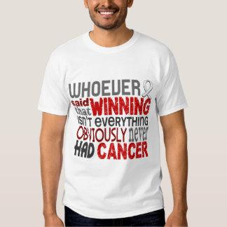 Whoever Said Bone Cancer T-Shirt
