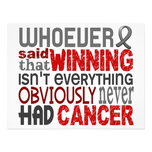 Brain Cancer Quotes Ho...
