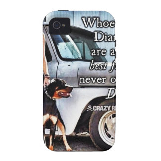 Whoever Said Diamonds are a girls best friend... Case-Mate iPhone 4 Covers