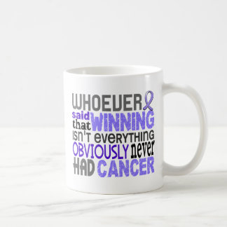 Whoever Said Esophageal Cancer Coffee Mugs