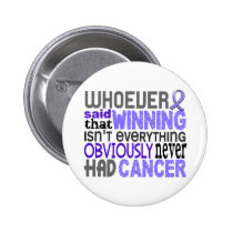 Whoever Said Esophageal Cancer Pinback Button