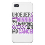 Whoever Said General Cancer iPhone 4/4S Case