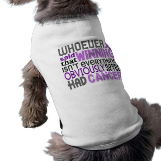 Whoever Said General Cancer Tee