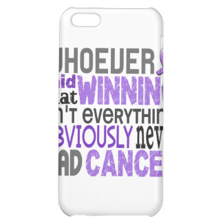 Whoever Said Hodgkin's Lymphoma iPhone 5C Covers