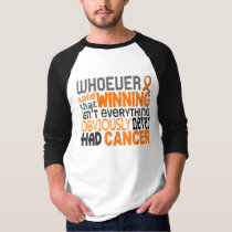 Whoever Said Kidney Cancer T-Shirt