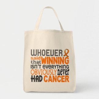 Whoever Said Leukemia Bag