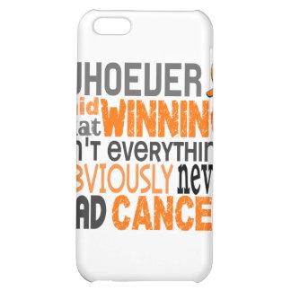 Whoever Said Leukemia iPhone 5C Case
