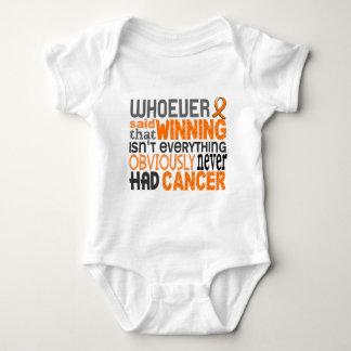 Whoever Said Leukemia T Shirt