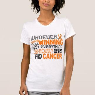 Whoever Said Leukemia Tank Tops