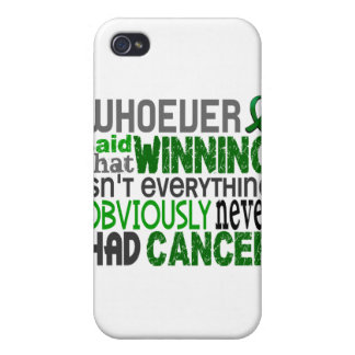 Whoever Said Liver Cancer iPhone 4/4S Cover