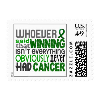 Whoever Said Liver Cancer Postage
