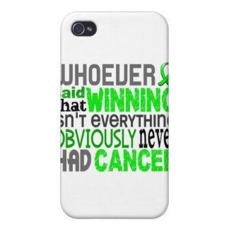 Whoever Said Lymphoma Covers For iPhone 4