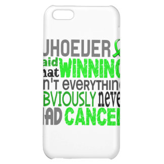 Whoever Said Lymphoma iPhone 5C Covers