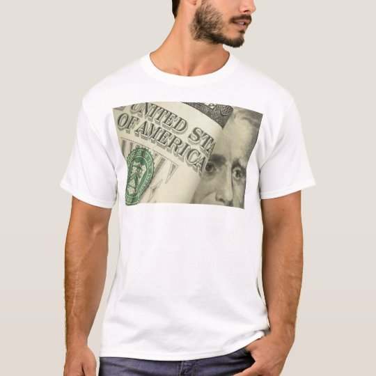 """Whoever said,""""Money can't buy happine... T-Shirt"""