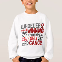 Whoever Said Multiple Myeloma Sweatshirt