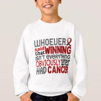 Whoever Said Multiple Myeloma Sweatshirt