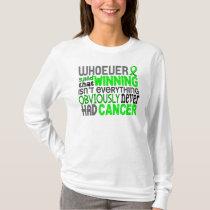Whoever Said Non-Hodgkin's Lymphoma T-Shirt