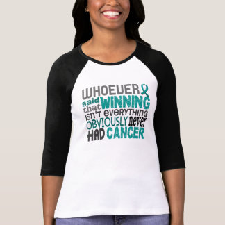Whoever Said Ovarian Cancer T-Shirt