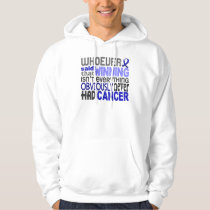 Whoever Said Rectal Cancer Hoodie