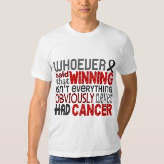 Whoever Said Skin Cancer Shirts
